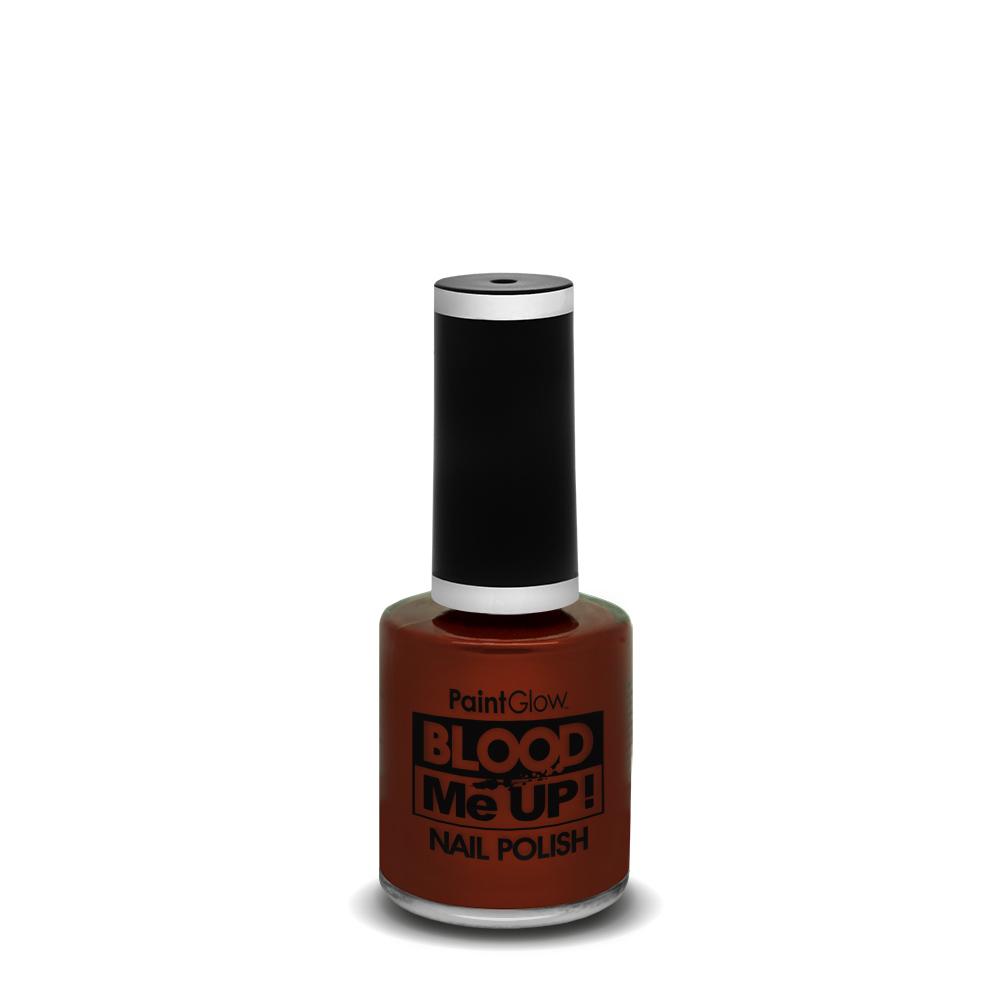 Pintura de uñas color rojo sangre PaintGlow canarias