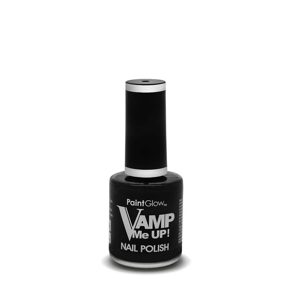 Pintura de uñas tonos vampira PaintGlow canarias