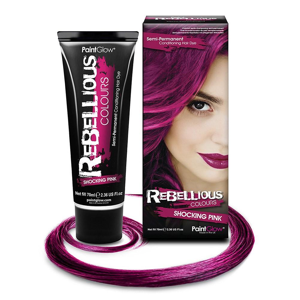 Tinte para pelo de colores Paintglow en Canarias