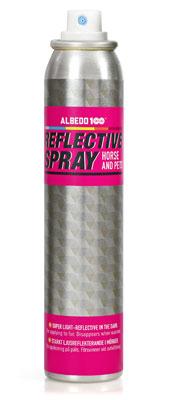 Spray Reflectante Textil Albedo100 Permanent Metallic Canarias