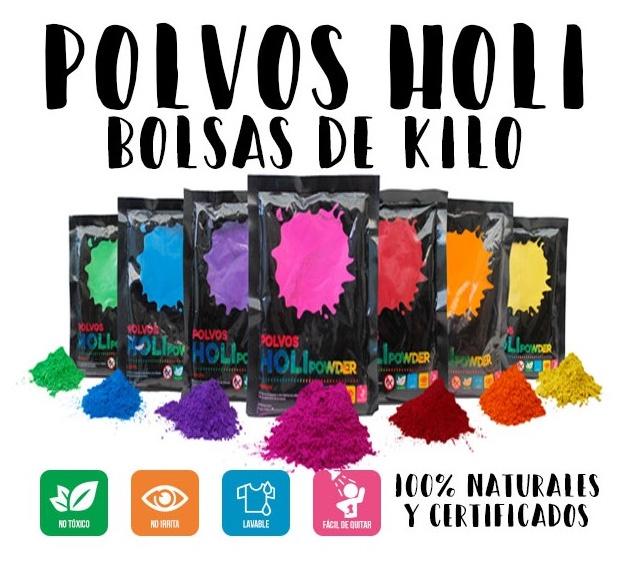 Polvo holi en bolsa de 1kg. en Canarias