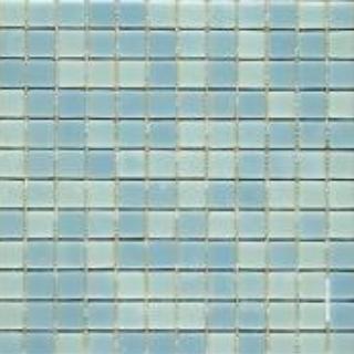 Mosaico de cerámicas luminiscentes modelo cyan