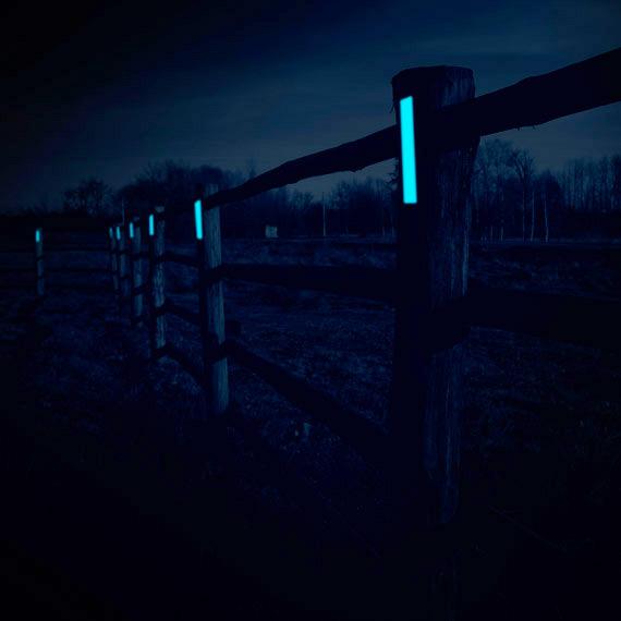 Uso de Night-Way en zonas rurales