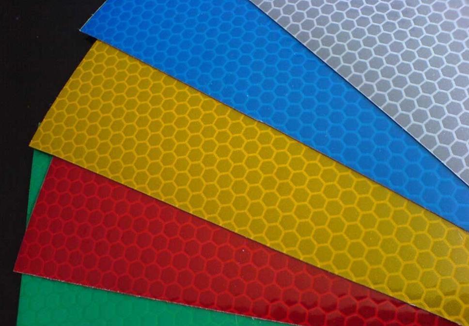 Gama de colores vinilo reflectante 3M