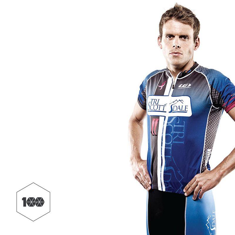 Lewis Elliot triatleta y ciclista que confía en Albedo100