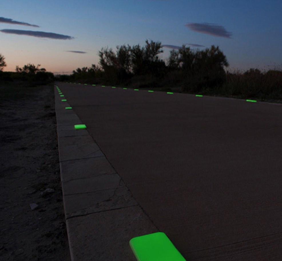 Uso de Night-Way en carreteras y vías