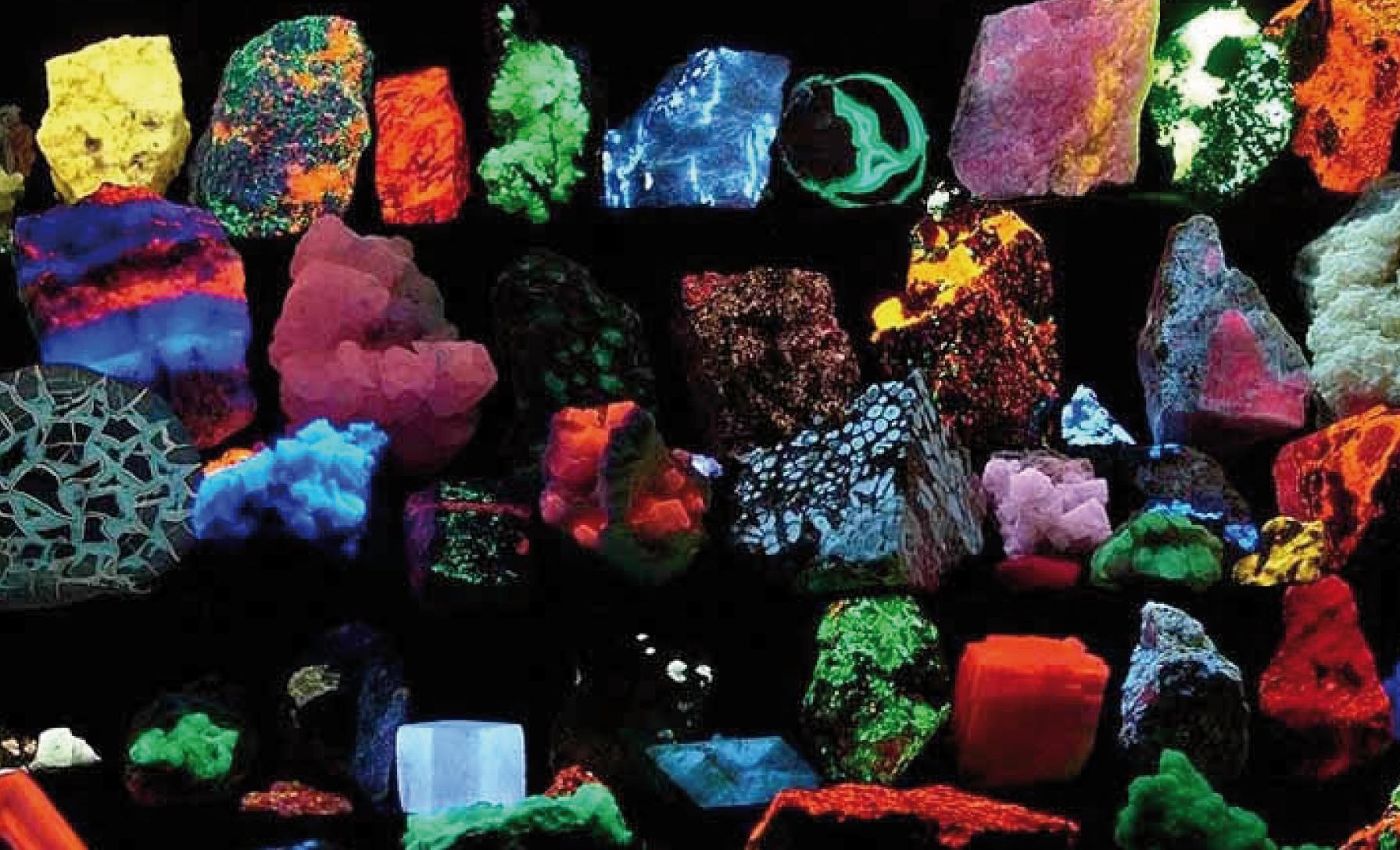Los-minerales-fluorescentes
